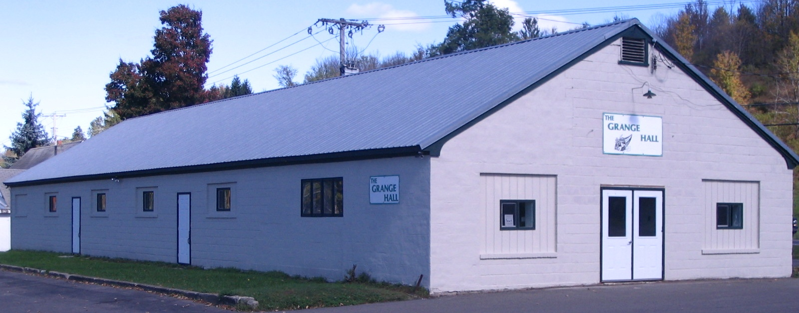 Chenango County Grange Hall